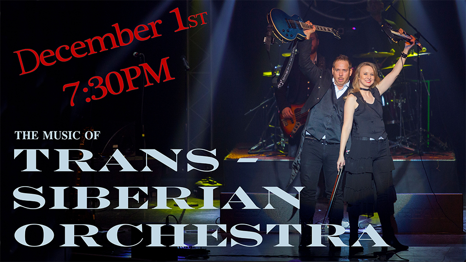 The Music of Trans Siberian Orchestra - December 1