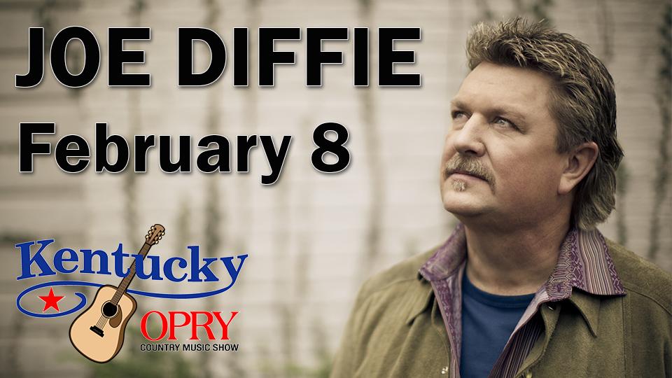 Joe Diffie - February 8