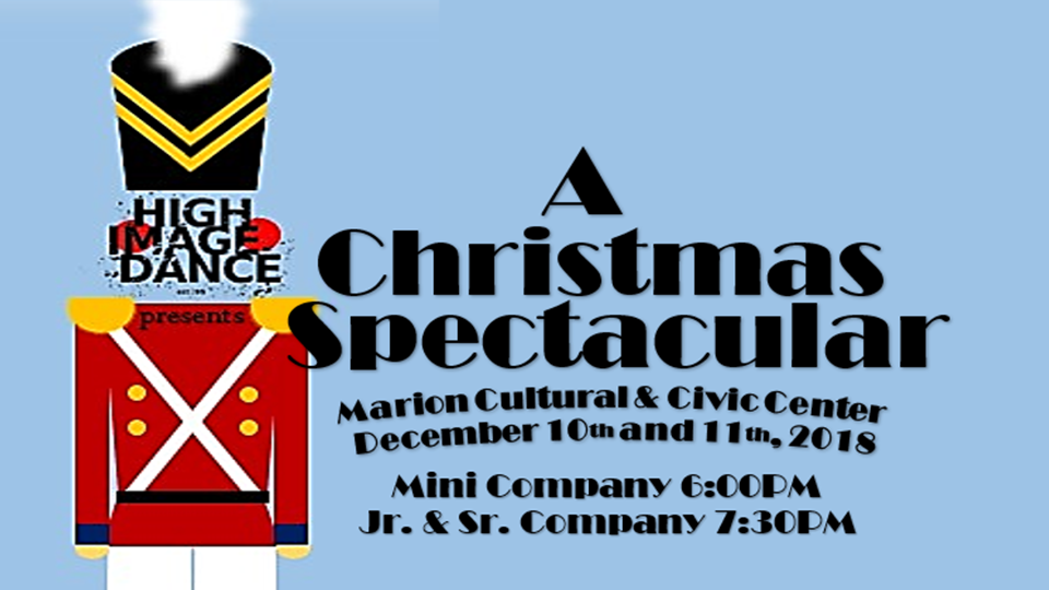 High Image Christmas Spectacular - December 10 & 11