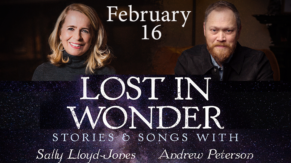 Lost in Wonder - February 16