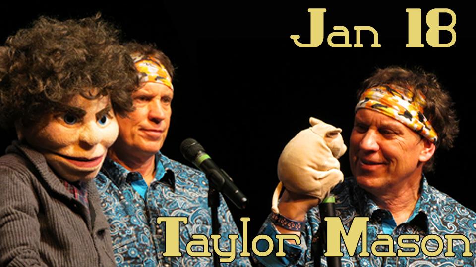 Taylor Mason - January 18