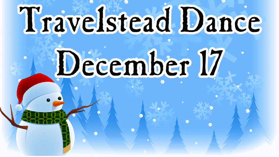 Travelstead Dance Winter Recital - December 17