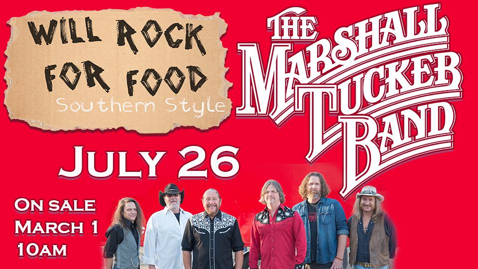 Marshall Tucker Band - July 26