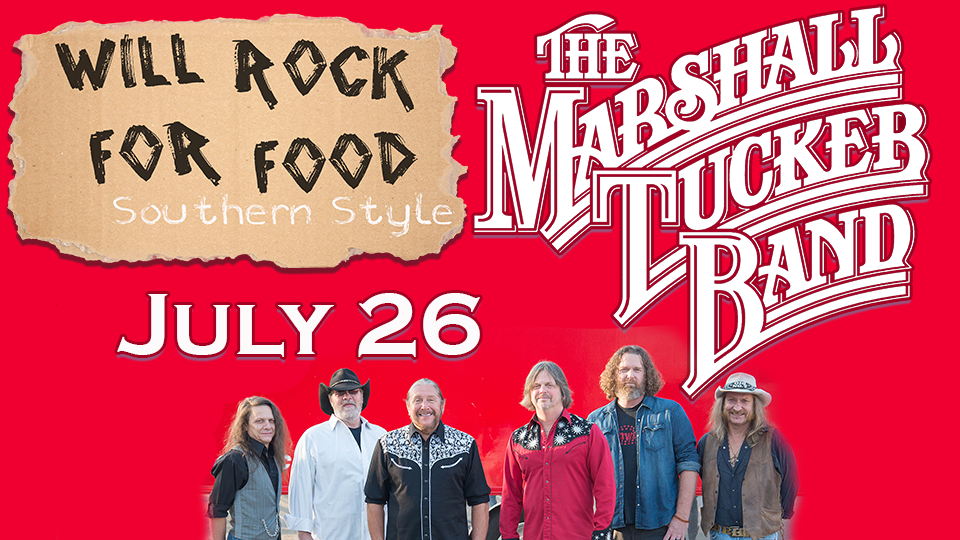 Marshall Tucker Band - July 26