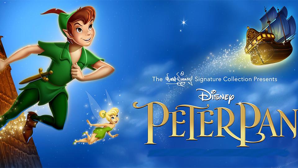 Peter Pan - August 10