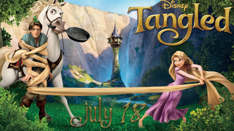 Tangled - July 18