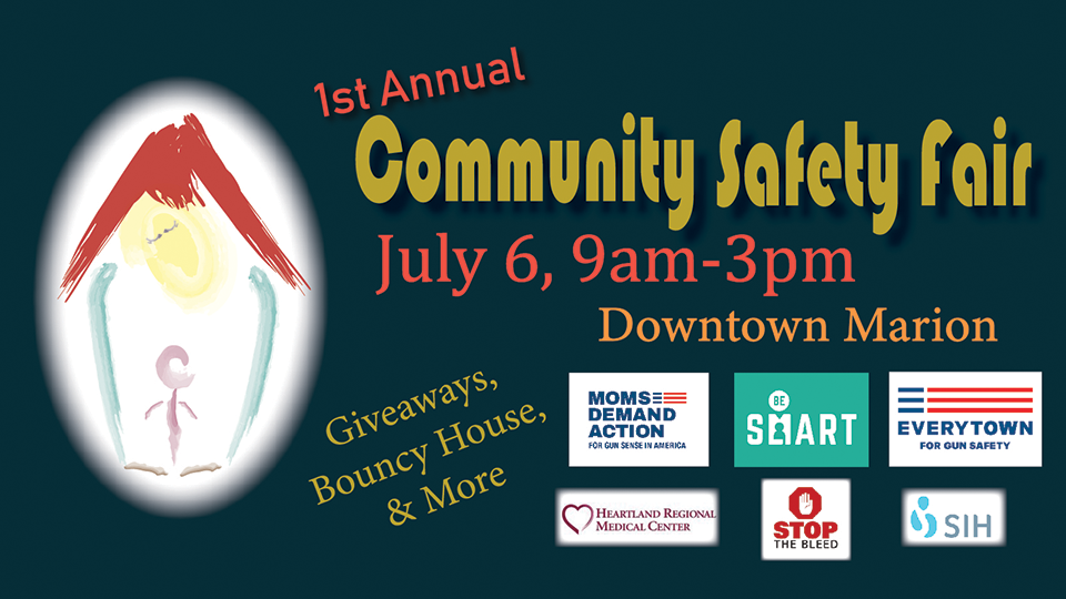 Community Safety Fair - July 6