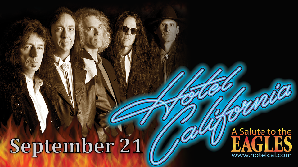 Hotel California - September 21