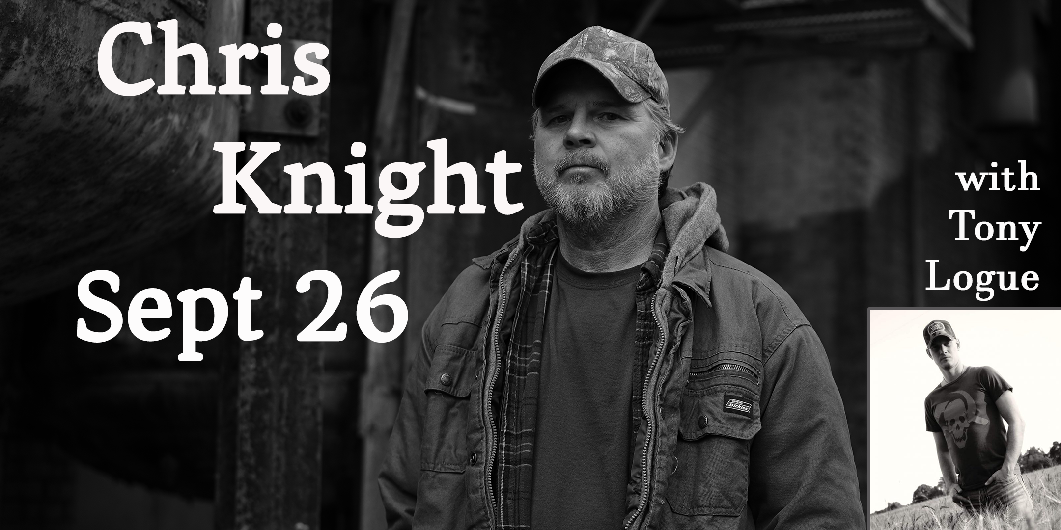 Chris Knight - Sept 26