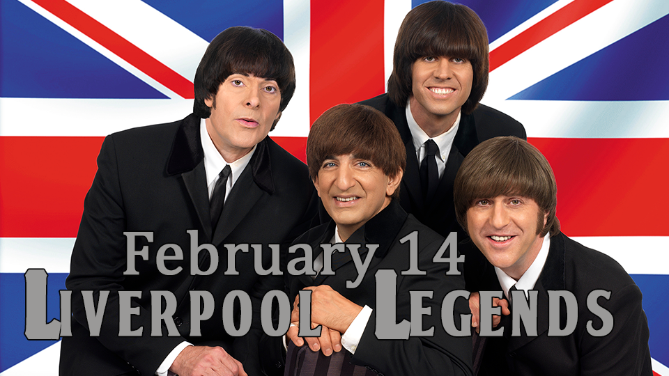 Liverpool Legends - February 14