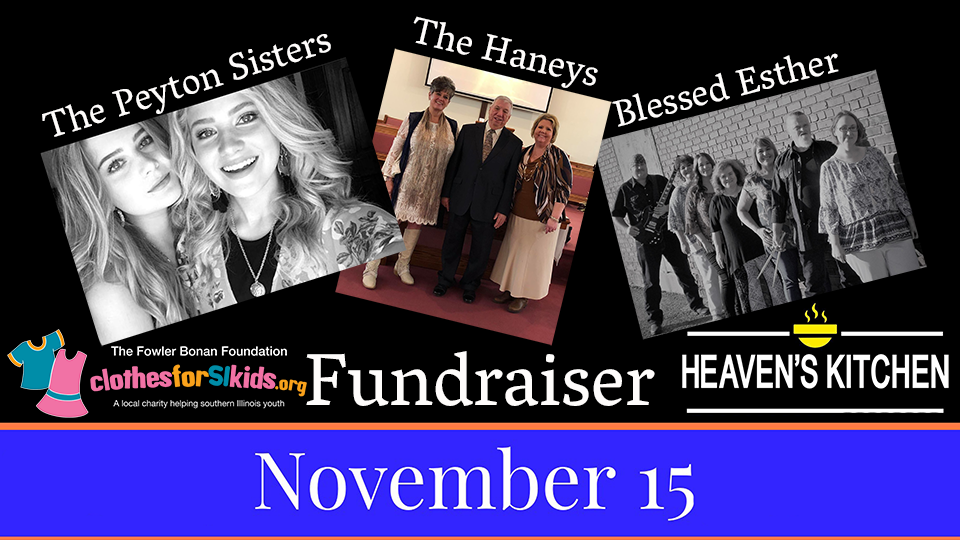 Peyton Sisters with The Haneys and Blessed Esther - November 15