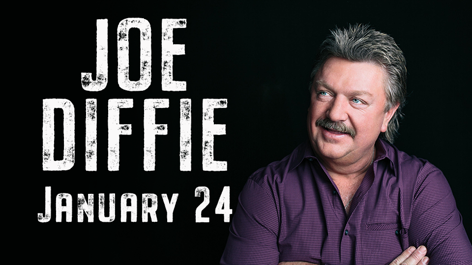 Joe Diffie - January 24