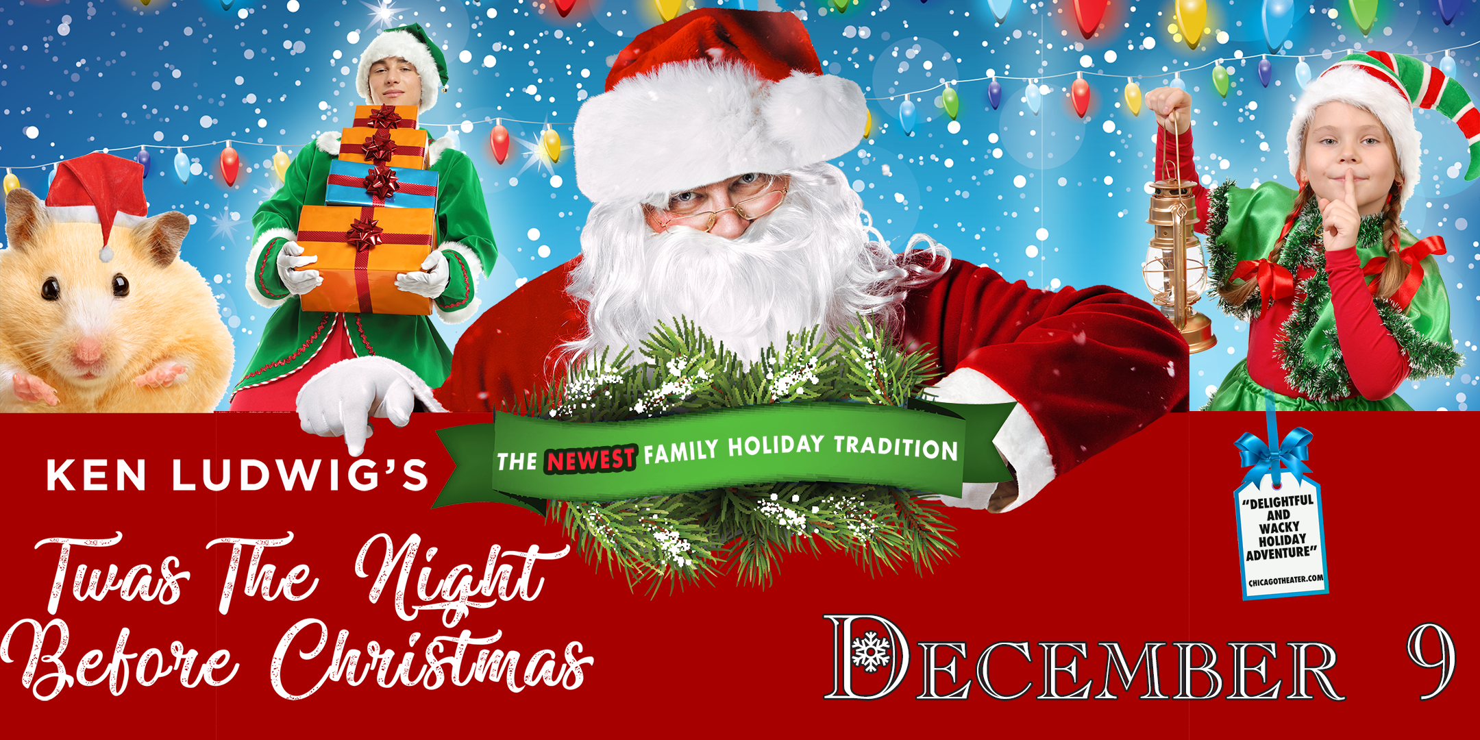 Twas the Night Before Christmas - December 9