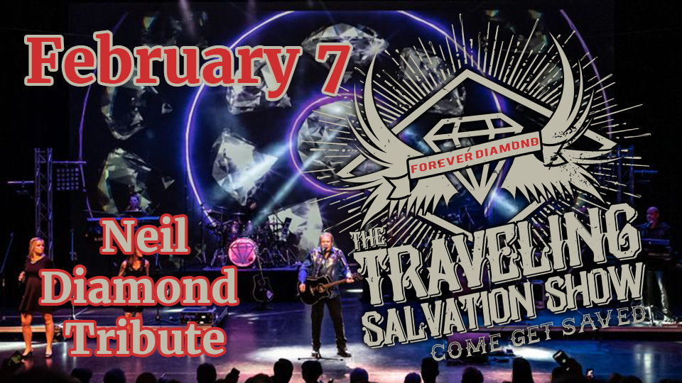 The Travelling Salvation Show - February 7