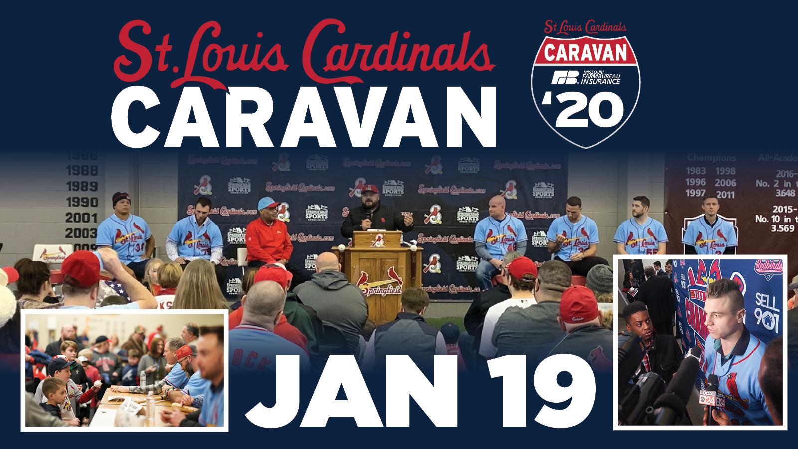 Cardinals Caravan - January 19