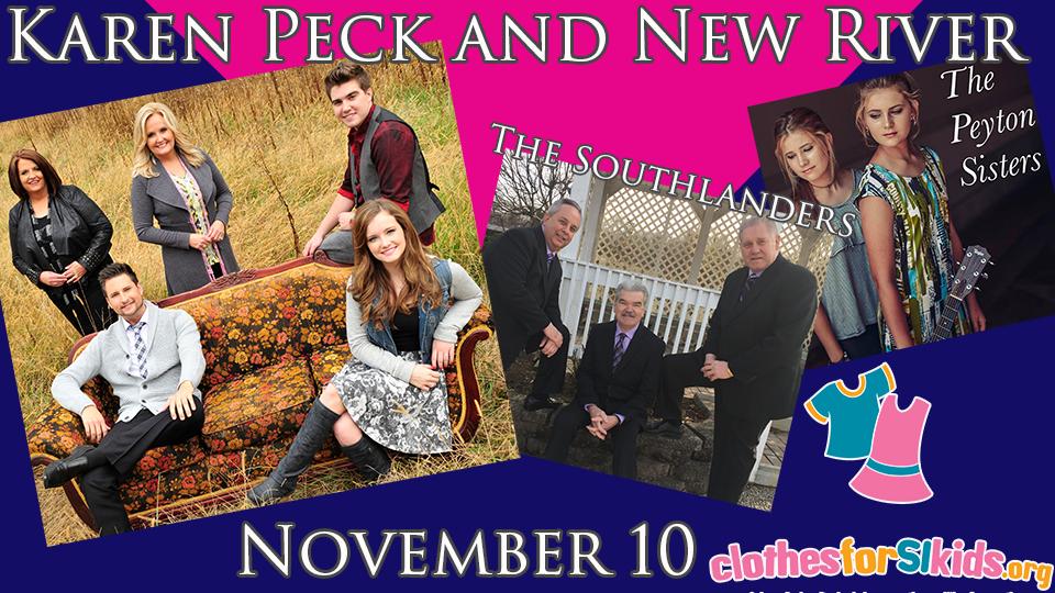 Karen Peck and New River - November 10