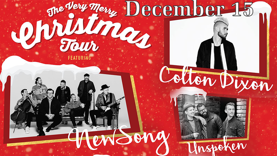 Newsong Very Merry Christmas Tour - December 15