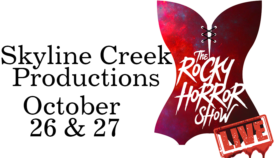 Rocky Horror Show Live - October 26 & 27