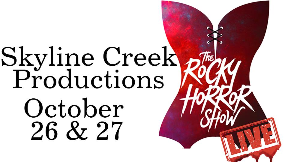 Rocky Horror Show Live - October 26 & 27