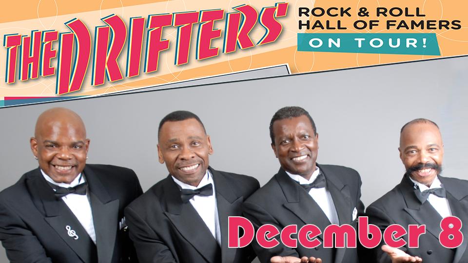 The Drifters - December 8