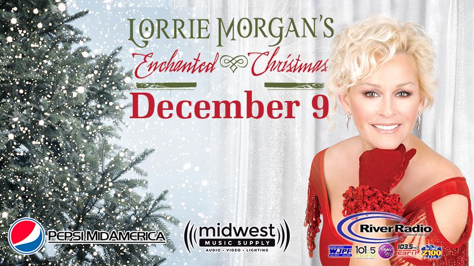 Lorrie Morgan - December 9