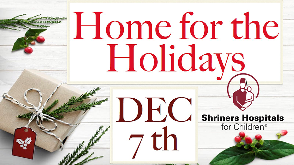 Home for the Holidays - December 7