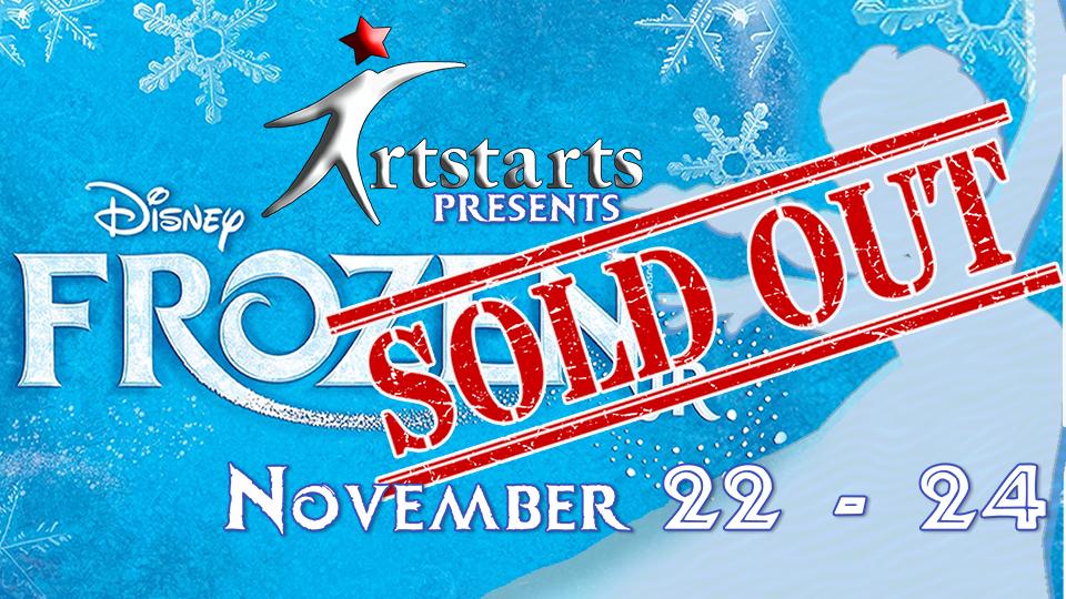 Frozen Jr - November 22- 24