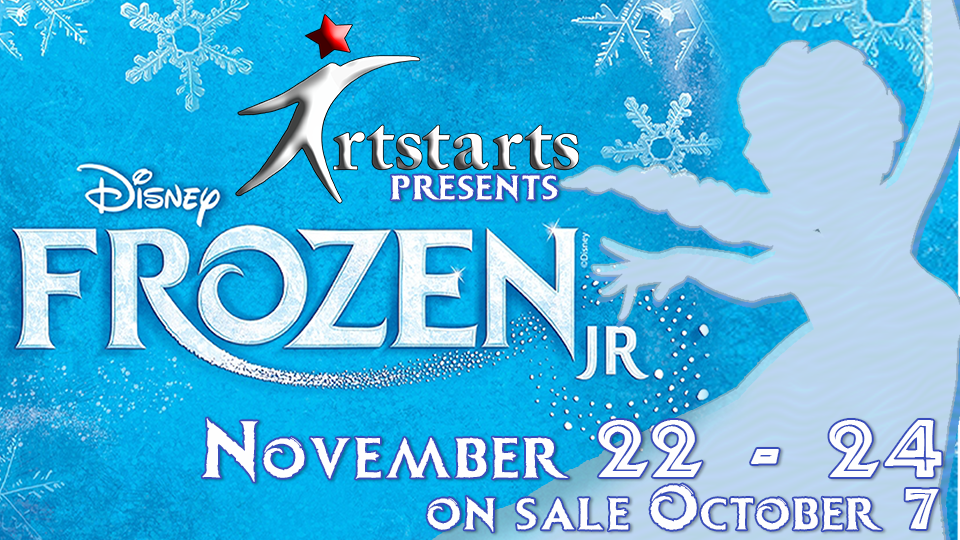 Frozen Jr - November 22- 24