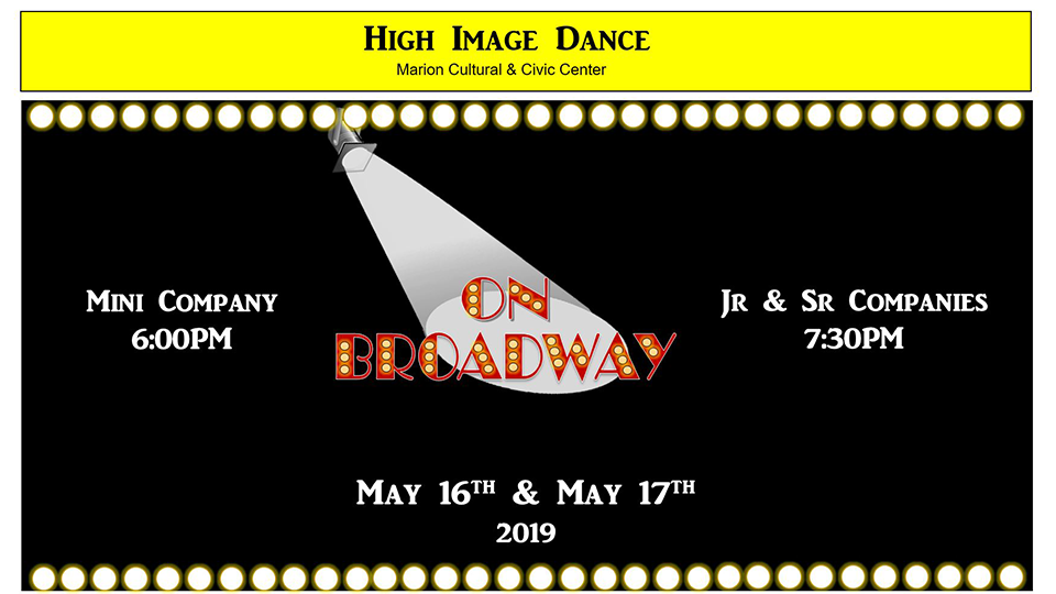 High Image - On Broadway - May 16 & 17