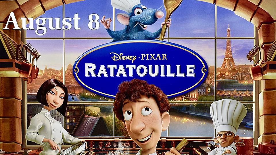 Ratatouille - August 8