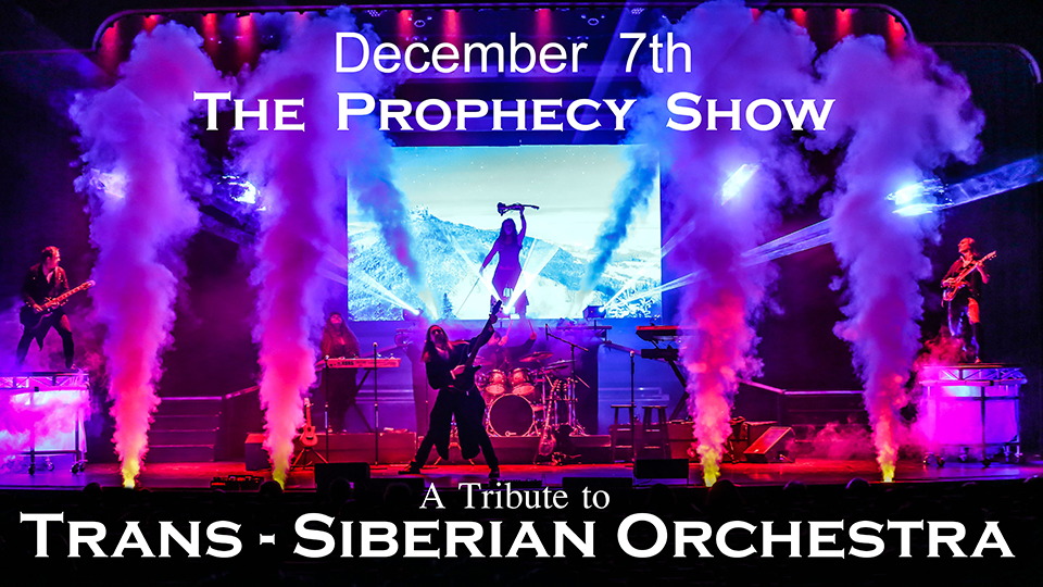 The Prophecy Show - Dec 7