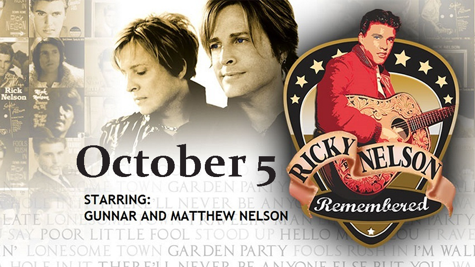 Ricky Nelson Remembered - October 5