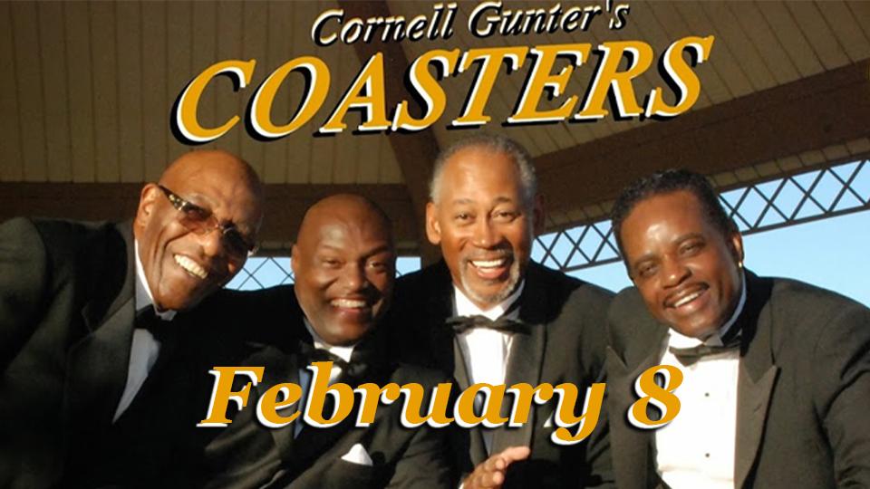 The Coasters - February 8