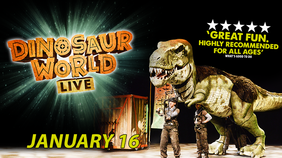 Dinosaur World Live - January 16
