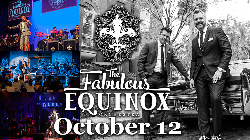 The Fabulous Equinox Orchestra - October 12