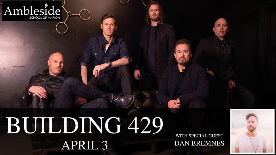 Building 429 - April 3